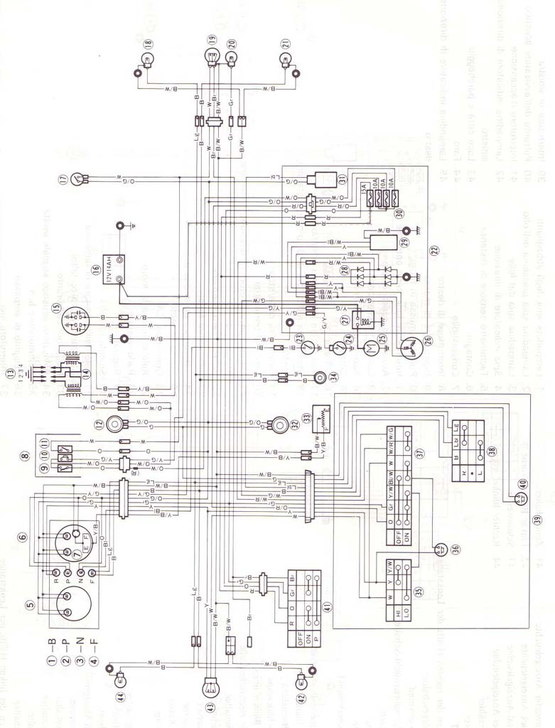 suzuki gt750 wiring diagram suzuki gs400 wiring diagram