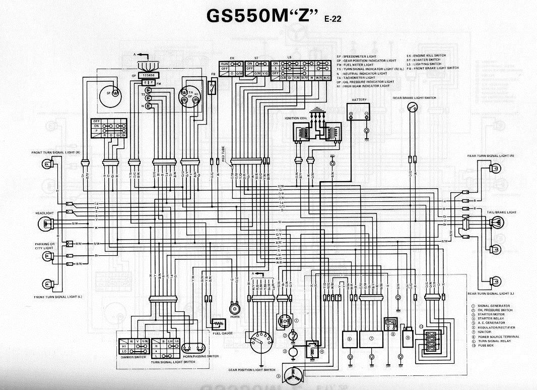 Groß Suzuki Bandit Schaltplan Bilder - Schaltplan Serie Circuit ...
