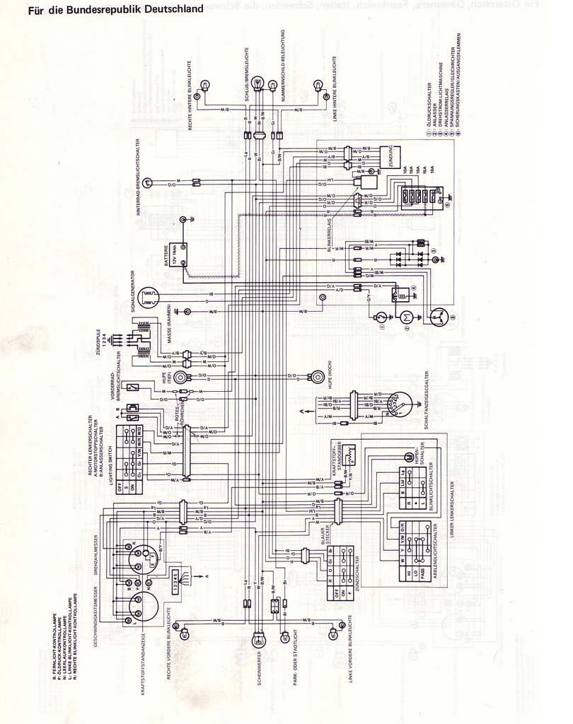 schaltplan stromlaufplan suzuki gs 550 1956 mercury fuse