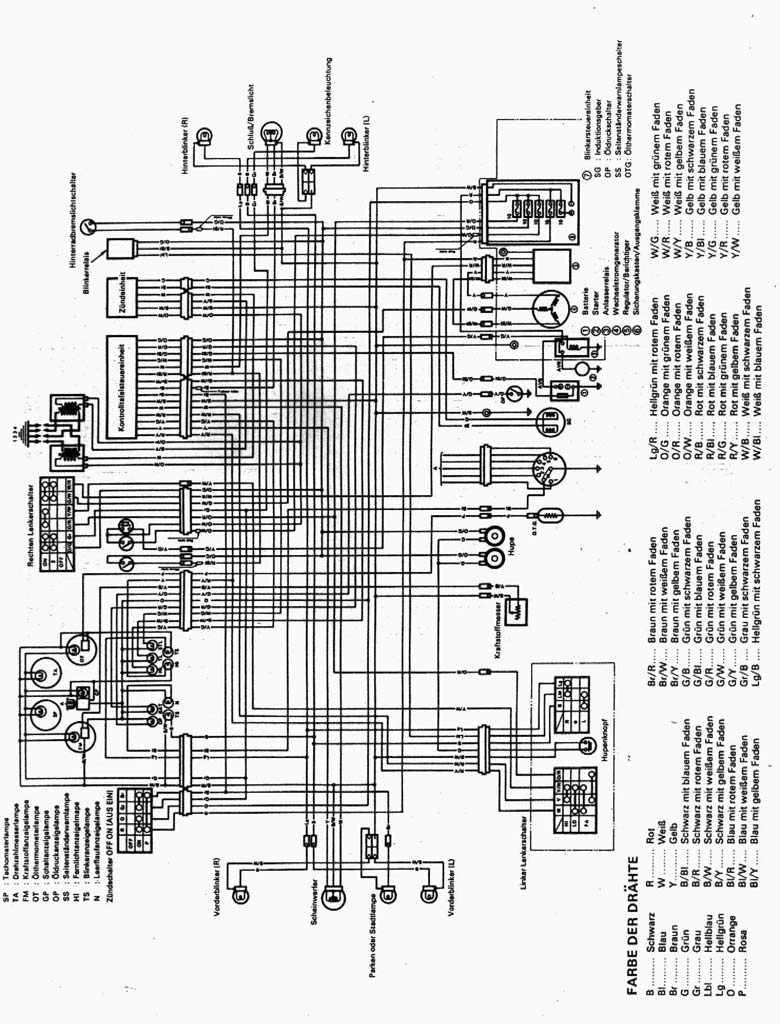 81 gsx1100ex wiring diagram