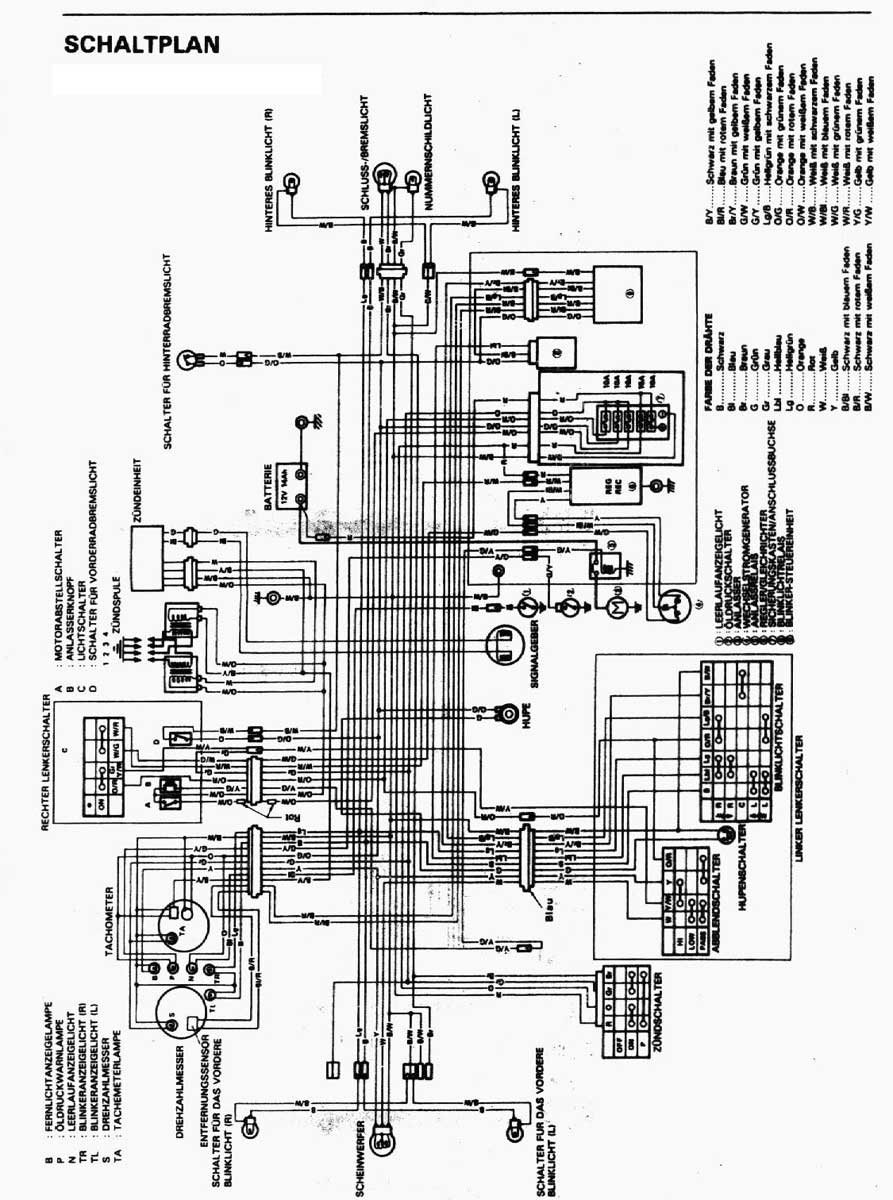 suzuki gsx 750 wiring diagram suzuki gs 750 wiring diagram