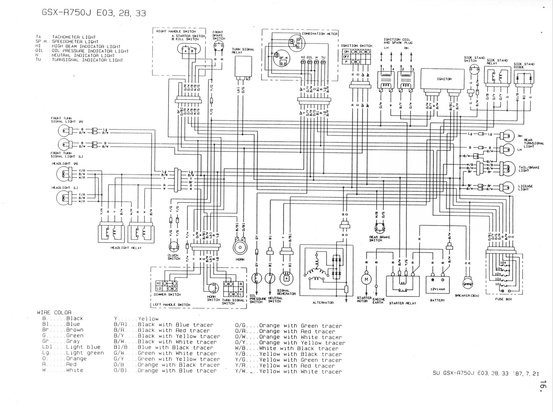 gsxr750j_88_schaltplan K Gsxr Wiring Diagram on