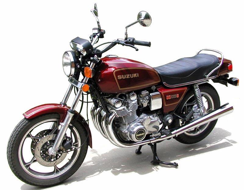 Classic Suzuki Motorcycle Parts Uk