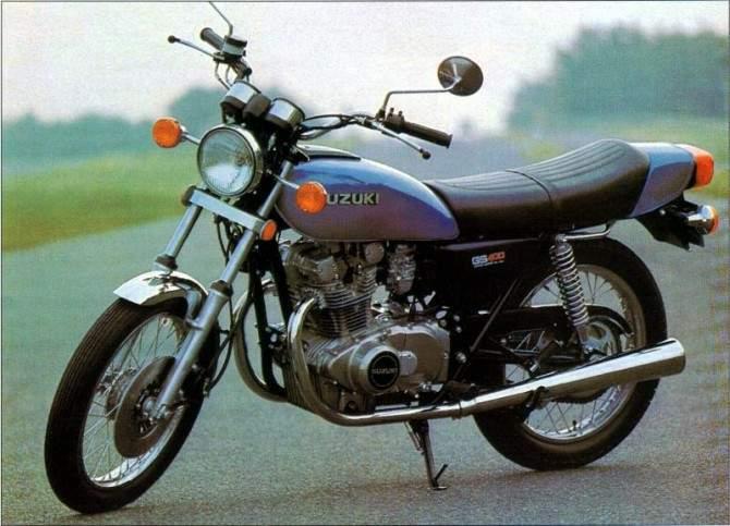 Suzuki Katana Carburetor