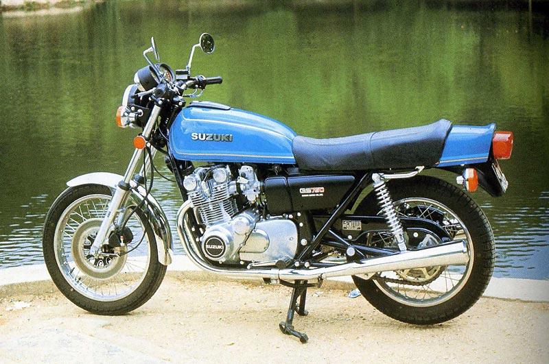 Gs on 1977 Suzuki Gs750