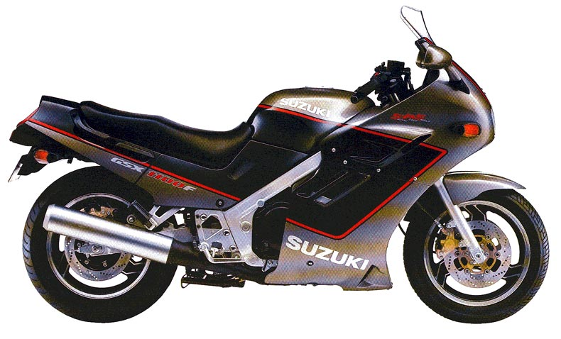 Suzuki Gsxf For Sale