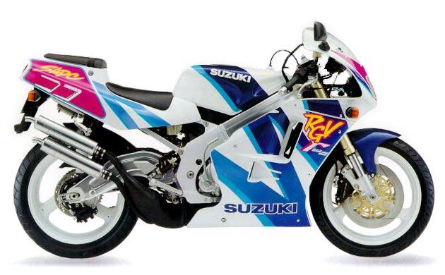 Suzuki Rg  Gamma  Specs